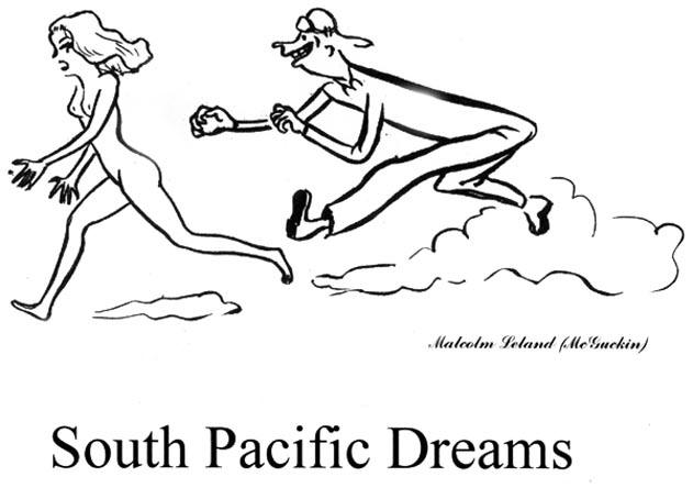 South Pacific Dreams