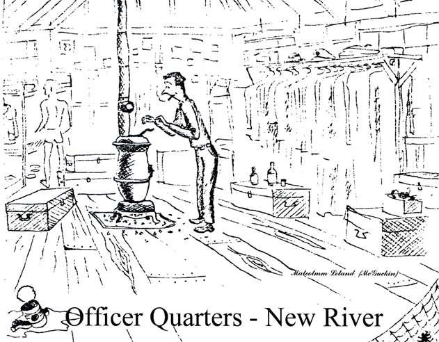 Officer Quarters - New River