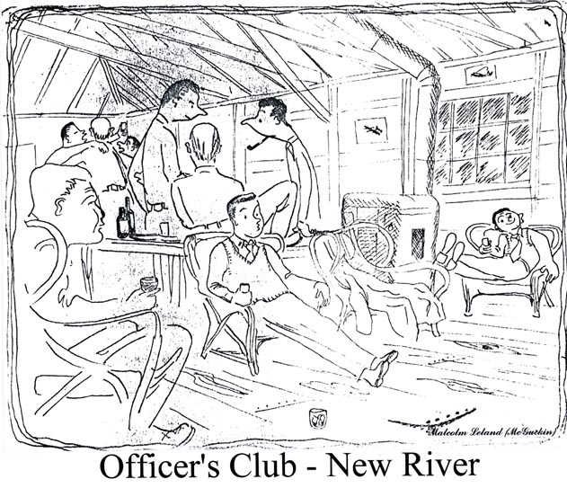 Officer's Club - New River