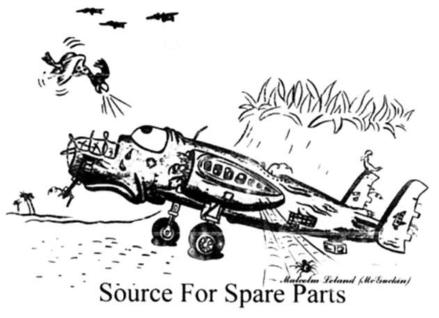 Source for Spare Parts