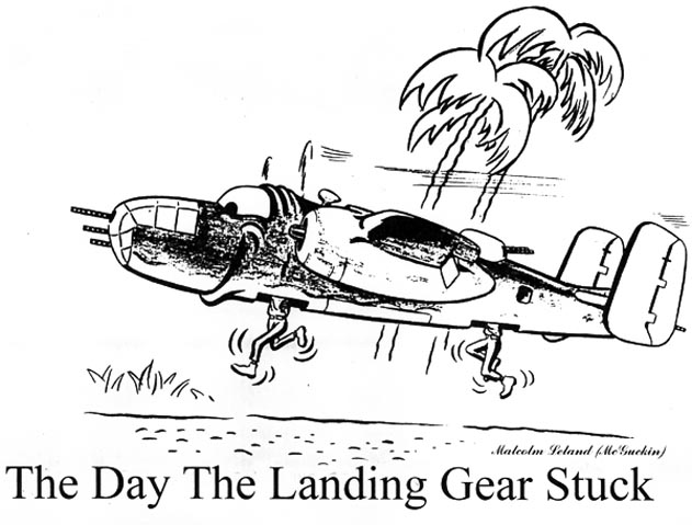 The Day the Landing Gear Stuck