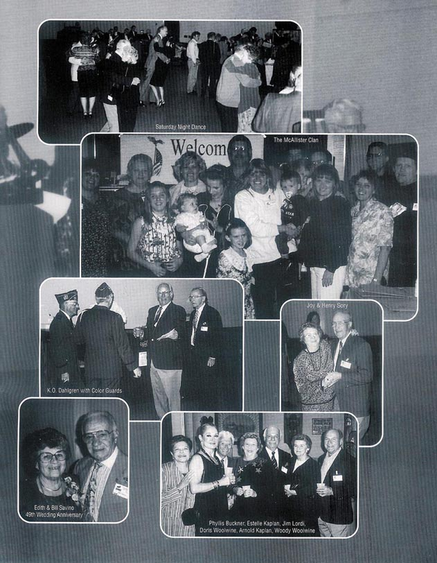 1994 Reunion Booklet: Minneapolis, MN