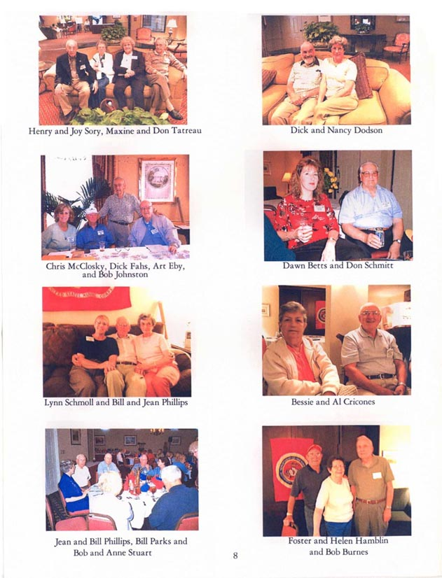 2004 Reunion Booklet: Nashville, TN